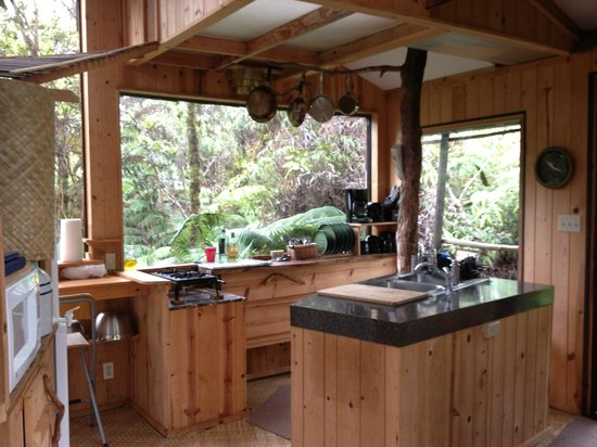 Treehouse Skye: Kitchen