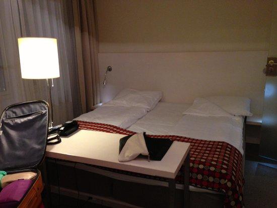 Thon Hotel Astoria: Camera
