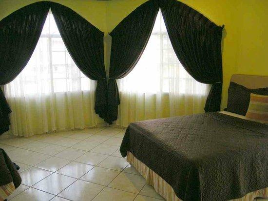 Casa Las Lomas : La chambre