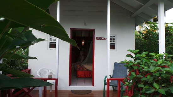 Hotel Jamaican Colors : The Reggae Room