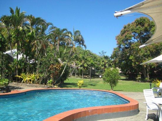 Gecko's Resort: Grounds