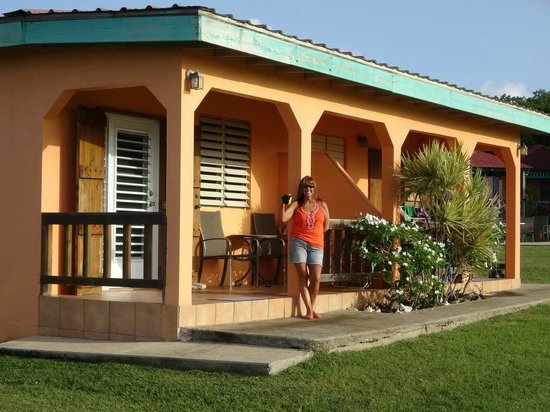 Hector's by the Sea: Our lovely villa number three