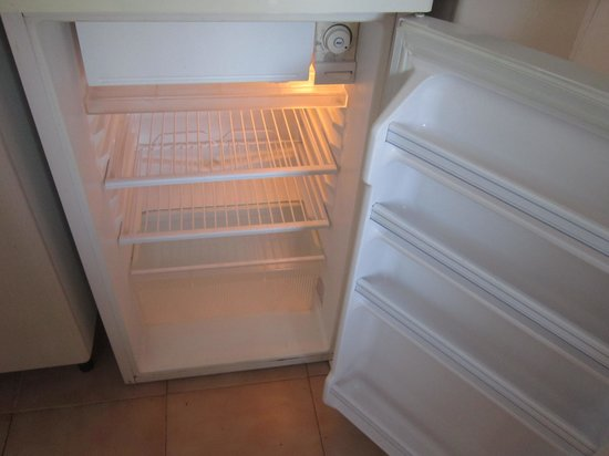Europa: Very clean fridge
