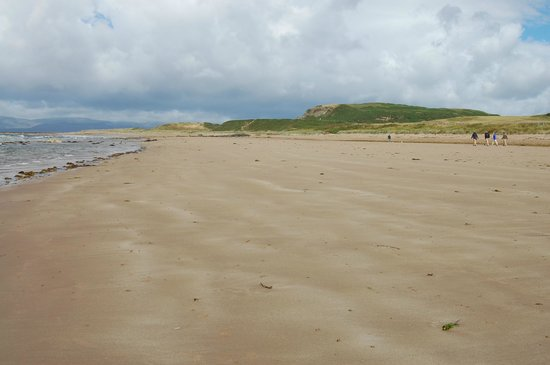 Best Western Kinloch Hotel: A super sandy beach