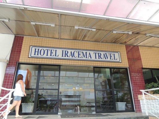 Iracema Travel Hotel: Fachada do Hotel