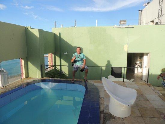 Iracema Travel Hotel: Piscina
