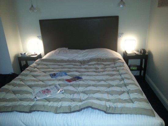 Hotel des Princes: ma chambre