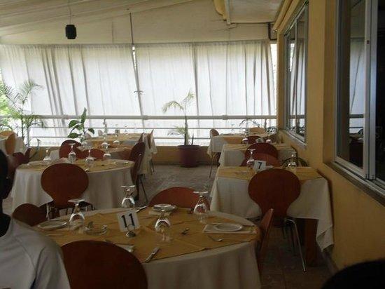 View Restaurant: le restaurant