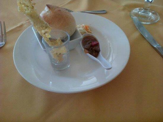 View Restaurant: Apéritif