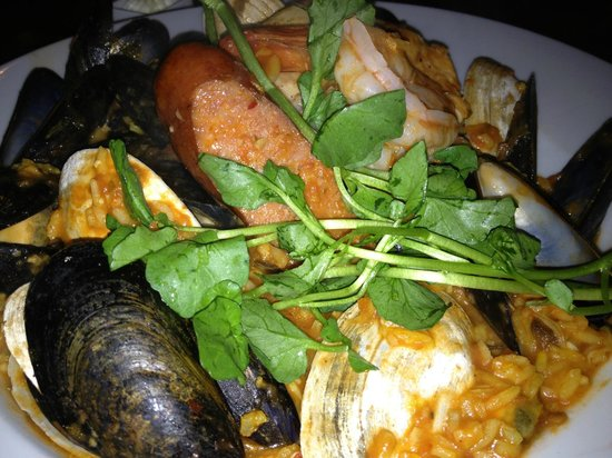 The Front Porch Piano Bar & Restaurant : Seafood Pialia