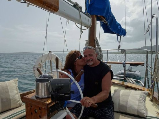 Marauder Sailing Charters - Private Tours : Great day on the sea