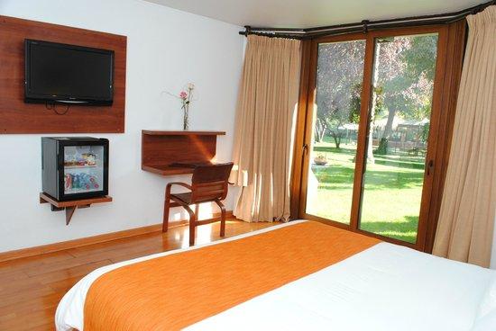 Manquehue Santiago Las Condes: Double room