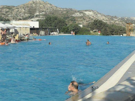 Blue Lagoon Village: Leisure pool