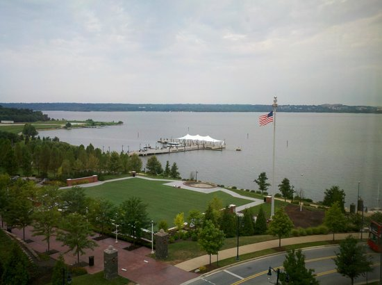Residence Inn National Harbor Washington, DC Area : National Harbor View