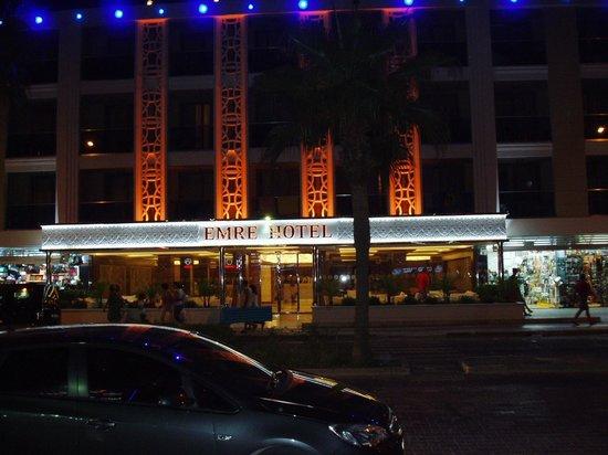 Hotel Emre: Front of the Emre
