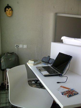 Mama Shelter Marseille : Room # 422