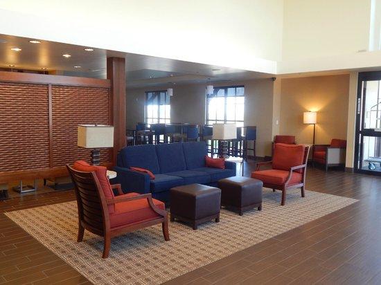 Comfort Suites Bozeman : Lobby