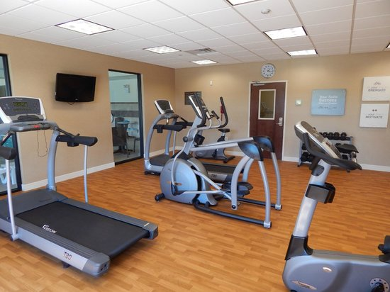 Comfort Suites Bozeman: Fitness Center