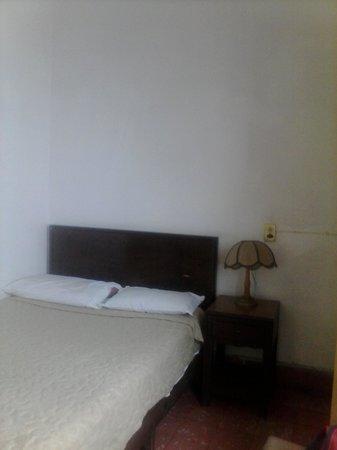 Hotel Maser: room 109.