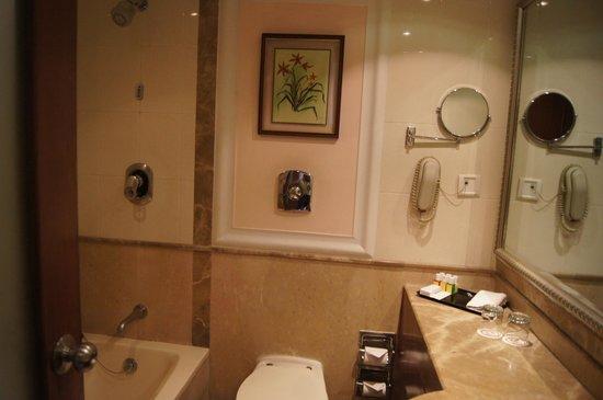 Ramada Plaza JHV Varanasi: Bathroom