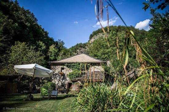 "Castiglione Dei Pepoli, إيطاليا: Giardino ""relax"""