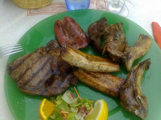 Steak House I Paoli : grigliata