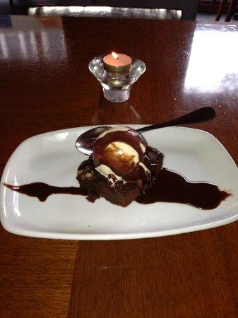 Dessert quite good