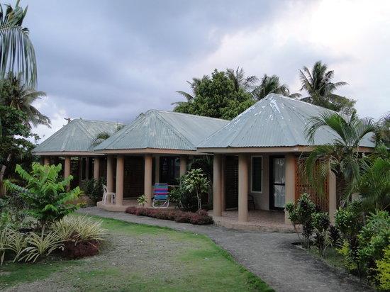 Le Uaina Beach Resort: The Ocean View rooms