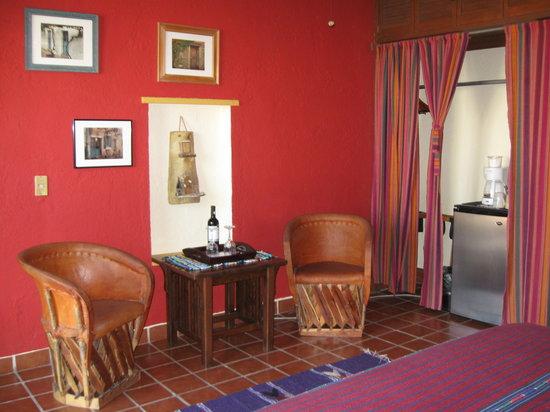 Casa Tuscany Inn: Romeo & Juliet