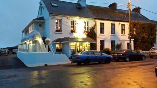 O'Grady's on the Pier: ottima location..
