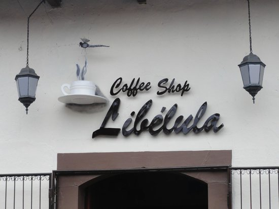 Libelula Coffee Shop : There have been many updates since my first review in July 2012
