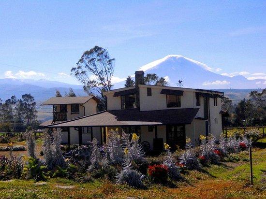 Chuquiragua Lodge & Spa: La Casa Principal