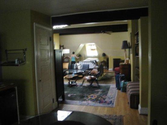 Tabard Inn : Penthouse Suite