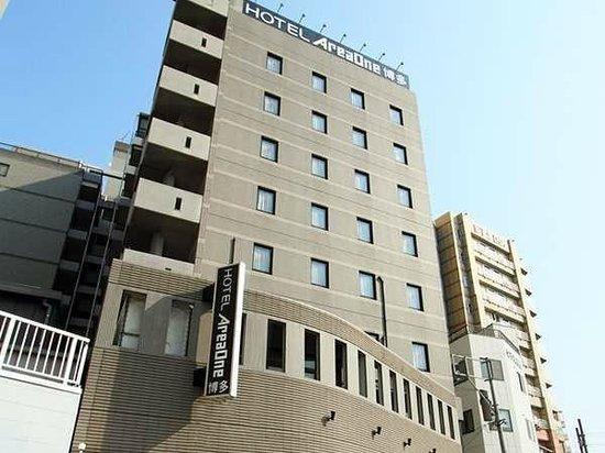 Hotel Area One Hakata