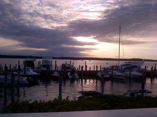 Sunset at East Hampton Point