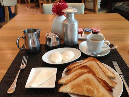 The Betsy - South Beach: Breakfast