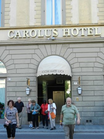 Room Mate Luca: Formerly the Carolus Hotel