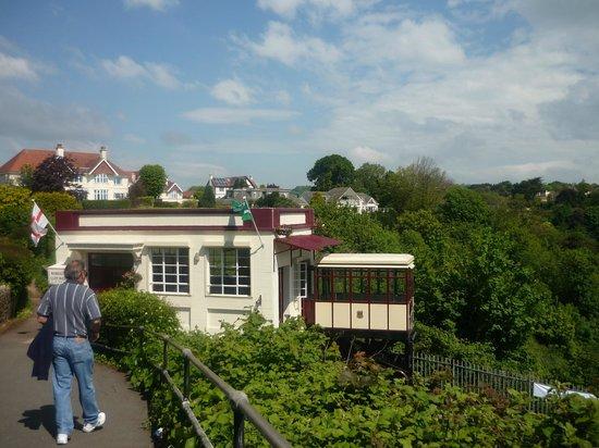 Babbacombe Cliff Railway: The beginning