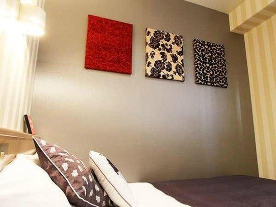 Hotel Area One Hakata: single room