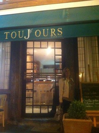 Toujours Bistrot: Mto bom!