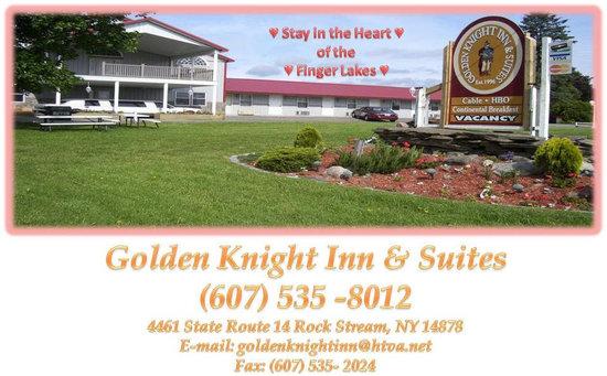 Golden Knight Inn and Suites: Visit goldenknightinn.com