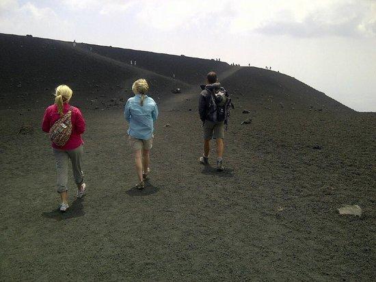 Etnaround - Etna tours, Trekking, Excursions: On Etna