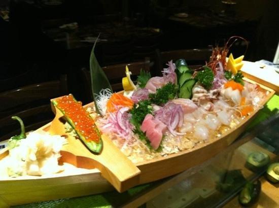Kiku Sushi : Kiku Boat C
