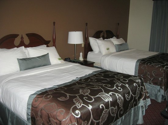 Wingate by Wyndham Lexington: comfy beds