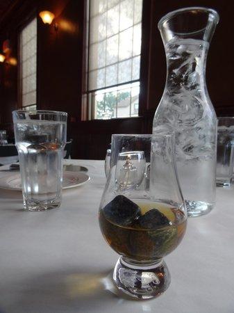 Al Corso Restaurant: atmosphere