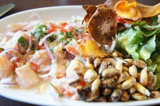 Epicureo Providencia : Ceviche delicioso