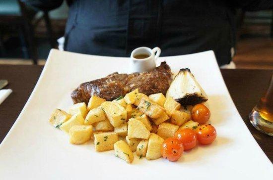 Epicureo Providencia : Comida deliciosa