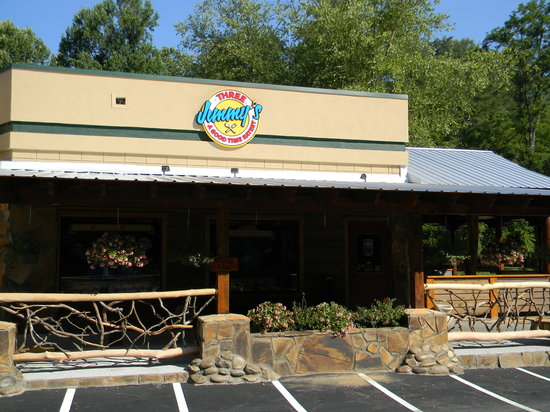 Three Jimmy's Good Time Eatery: Welcome to Three Jimmy's