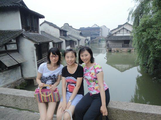Beijing Private One-day Tour Guide AnnieLi: Wu Zhen with Annie