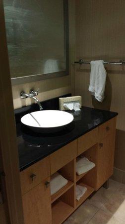 La Sammana Resort: Nice bathroom sink